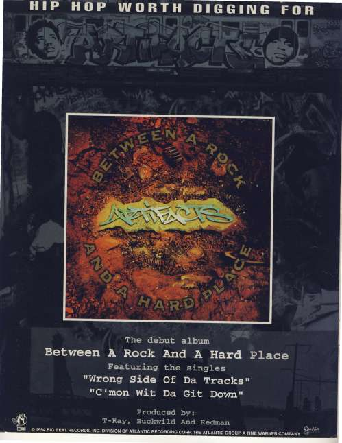 artifacts ad