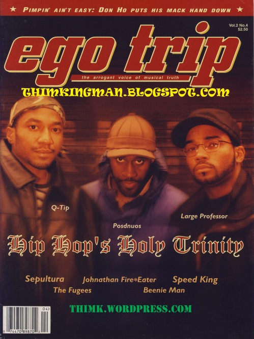 Ego Trip Magazine_Issue #7 1995