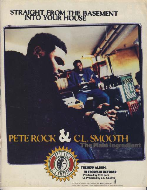 pete rock and cl ad