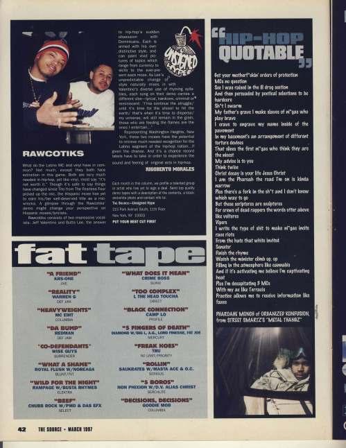 fat tape